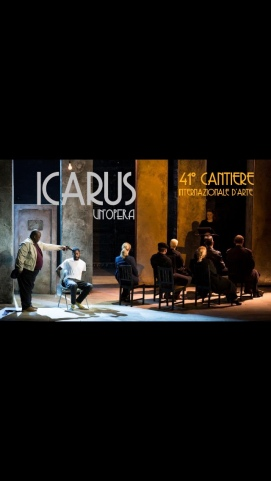 Icarus - WORLD PREMIERE - Italy Montepulciano, Witness 2